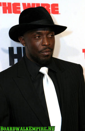 Майкл К. Уильямс (Michael K. Williams)